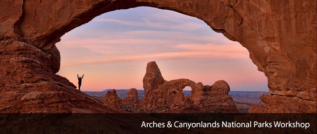 Arches National Park Photography Workshop