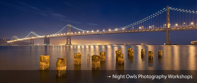 San Francisco Night Photography Workshop