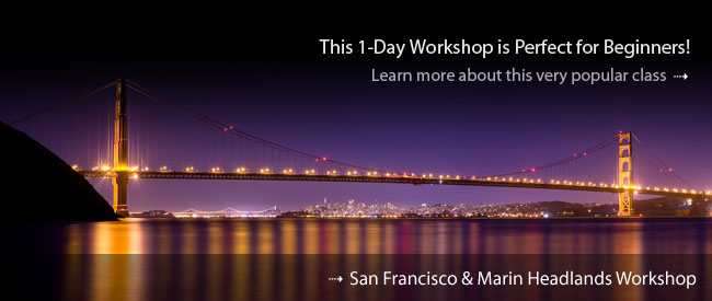 San Francisco/Marin Headlands Photography Workshop