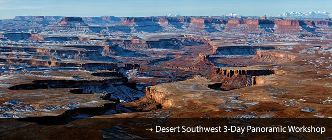 Southwest Panoramic Photography Workshop