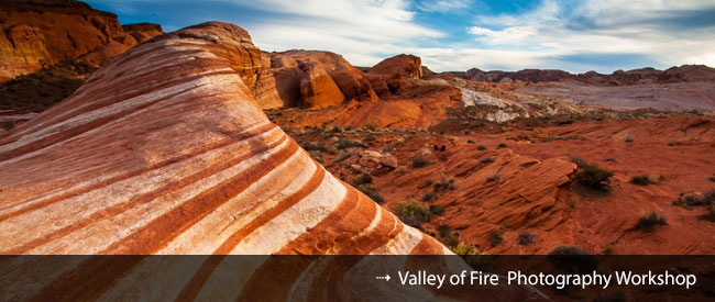 Valley of Fire Photography Workshop