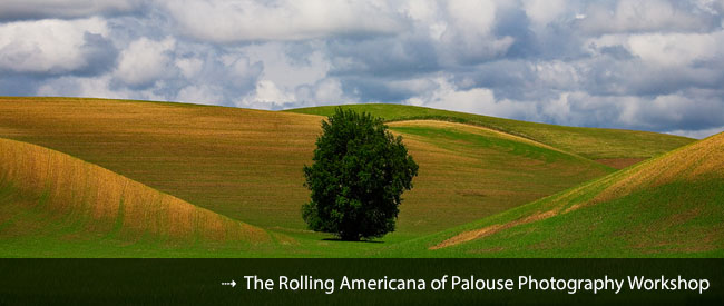 The Rolling Americana of the Palouse Photography Workshop