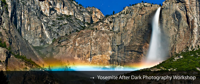 Yosemite Night Photography Workshop