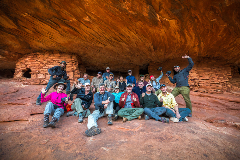 Southwest Extreme Photography Workshop class