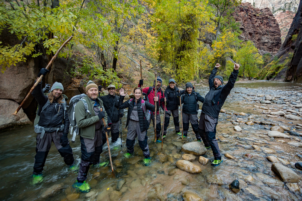 Grand Canyon Photography Workshop Students