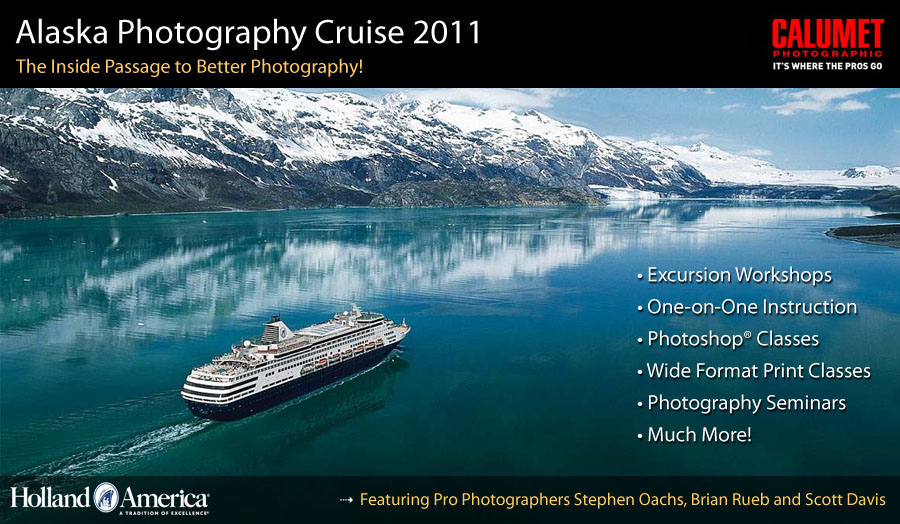 2011 Alaska Photography Cruise With The Aperture Academy