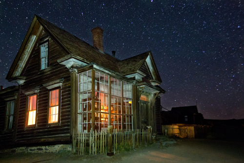 Bodie Night Sky Star Photography Workshop