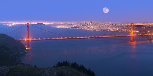 San Francisco Panoramic Photography Workshop