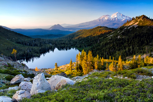 Mount Shasta Photography Workshop
