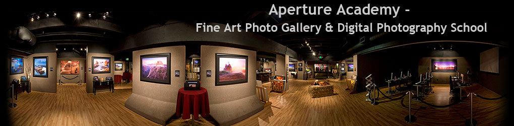 APERTURE ACADEMY - Fine Art Photography Gallery, Digital Photography Workshops
