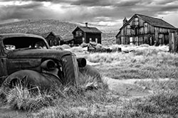 Bodie Ghost Town Mono Lake Photo Workshop