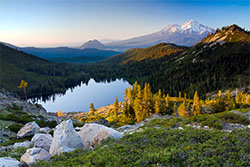 Mt Shasta Photo Workshop
